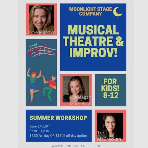 Musical Theatre and Improv For KIDS!!
